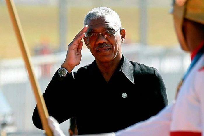 David Granger presidente Guyana
