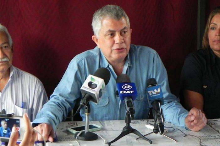 """""""Reconstrucción"""", la propuesta clave del candidato presidencial Reinaldo Quijada"""