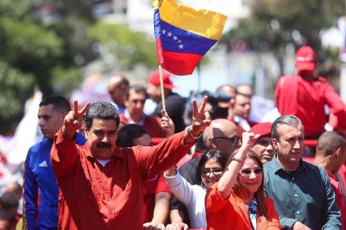 Maduro reaviva la promesa de los 10 millones de votos para el 22-A