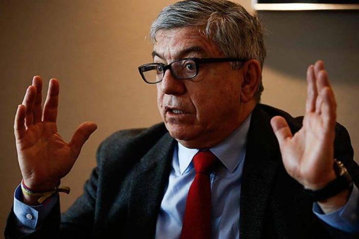 César Gaviria expresidente Colombia OEA