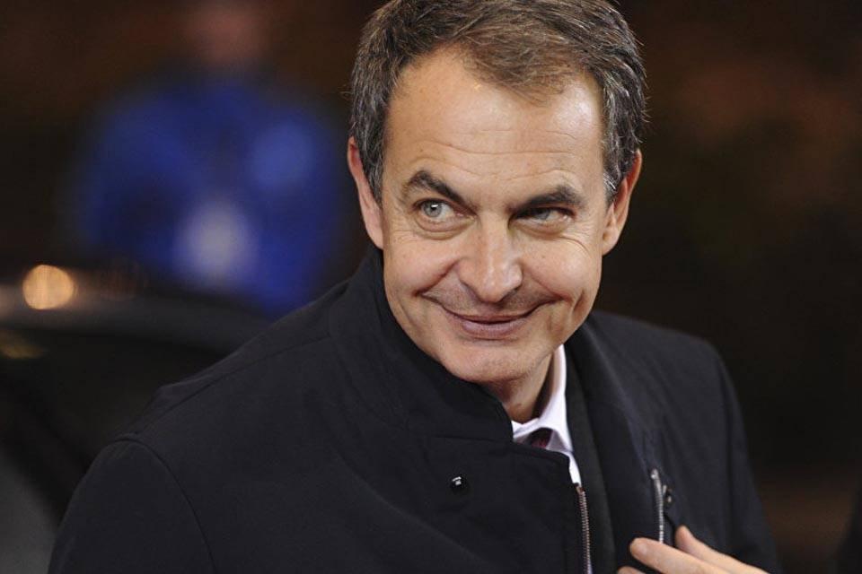 José Luis Rodríguez Zapatero expresidente España