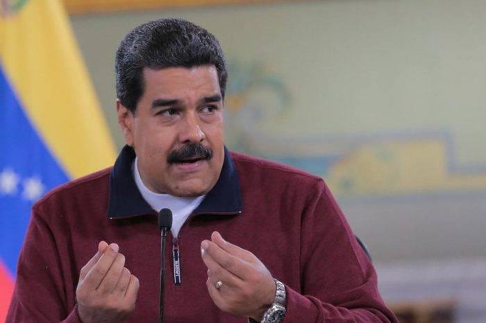 """Maduro le ruega a sectores políticos que firmen su """"acuerdo por la paz"""""""