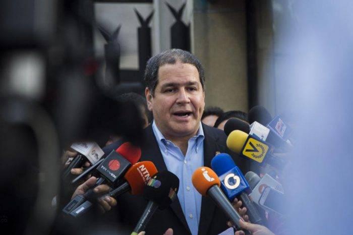 Luis Florido está seguro que la AN aprobará el antejuicio en contra de Nicolás Maduro