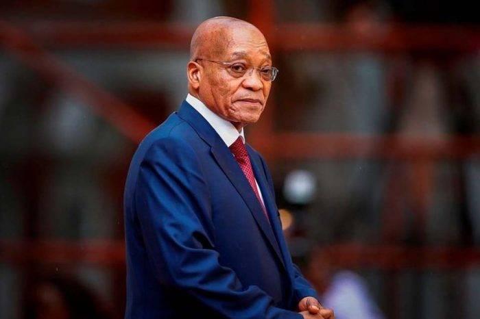 Jacob Zuma Sudáfrica