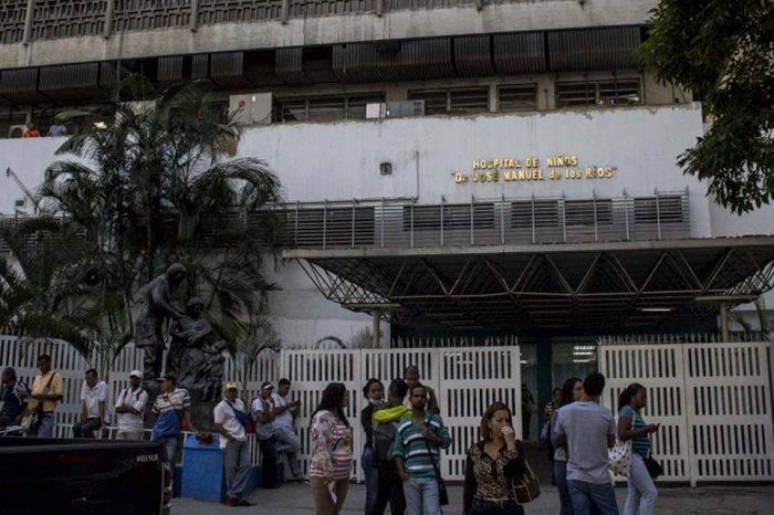 Suspenden hemodiálisis infantil en el J.M de los Ríos por falta de agua