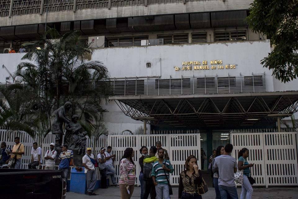 Hospital J.M de los Ríos