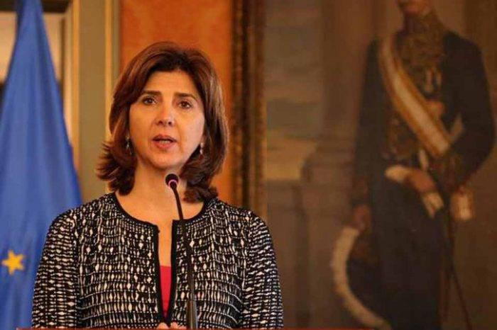 María Ángela Holguín canciller Colombia