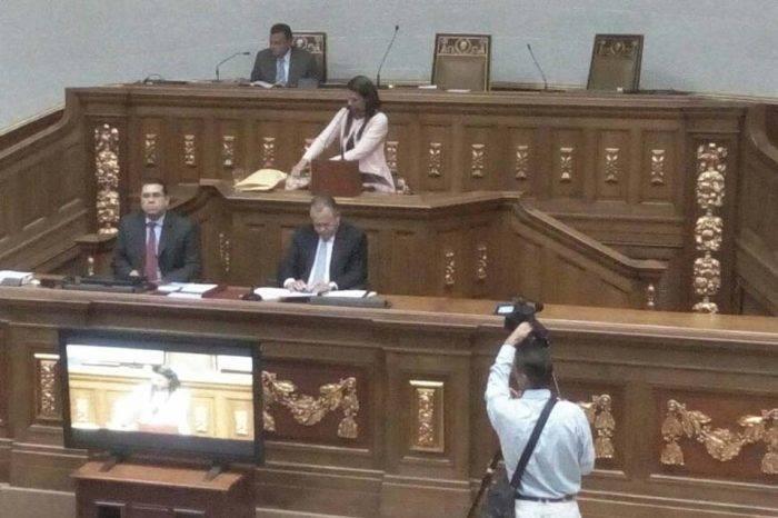 Mariela Magallanes Asamblea Nacional