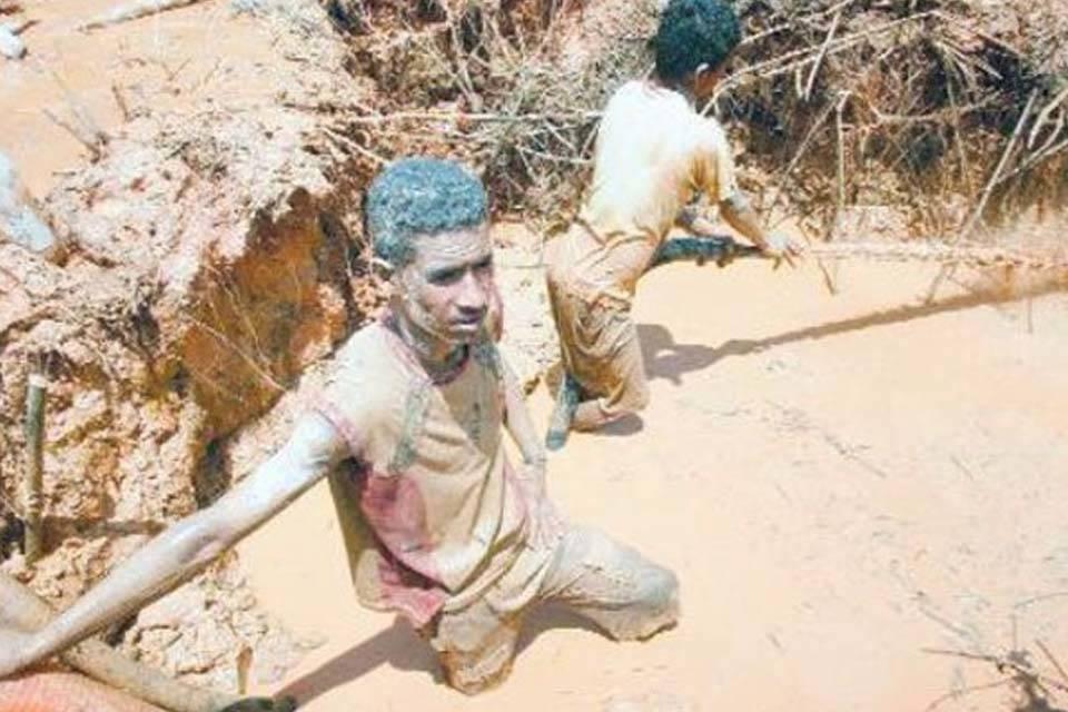 Minería ilegal oro Carabobo