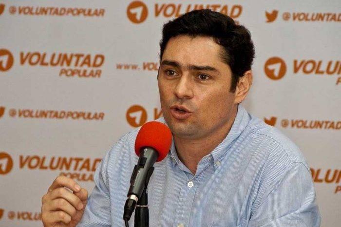 Carlos Vecchio pide a senadores de EEUU medidas para preservar dinero robado a Venezuela