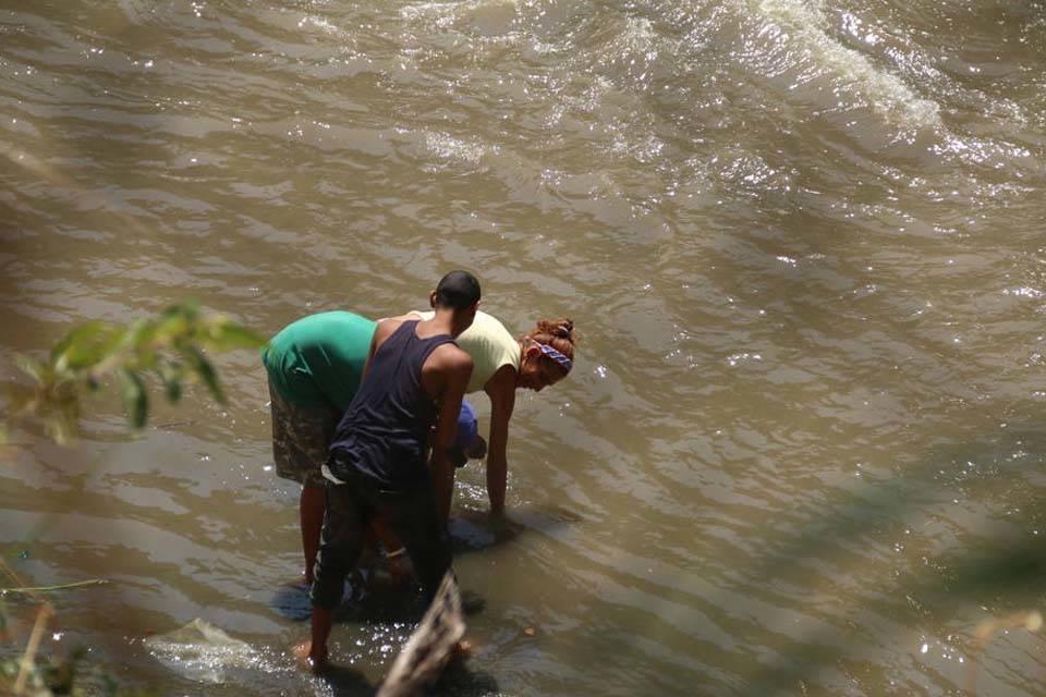 Garimpeiros Río Guaire