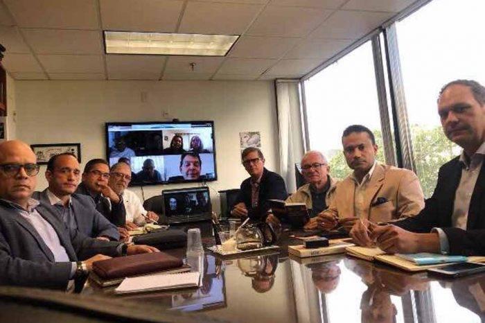 Magistrados en el exilio designaron ponente para antejuicio contra Maduro