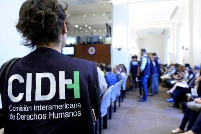 Sociedad civil denuncia violaciones de campaña electoral ante la CIDH