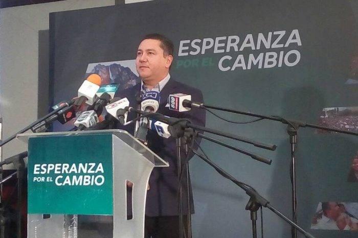 Javier Bertucci: Jamás nos someteremos a partidos porque creo en liderazgos