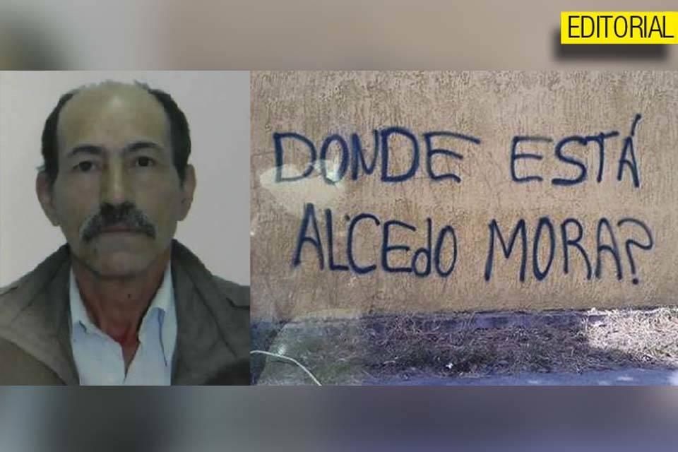 Alcedo Mora Editorial