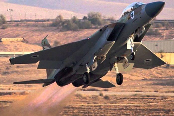 Israel lanza ataque a gran escala contra objetivos iraníes en Siria