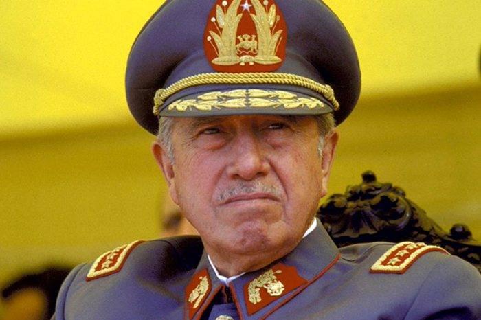 Tribunal chileno congela bienes de Pinochet por 16,24 millones dólares