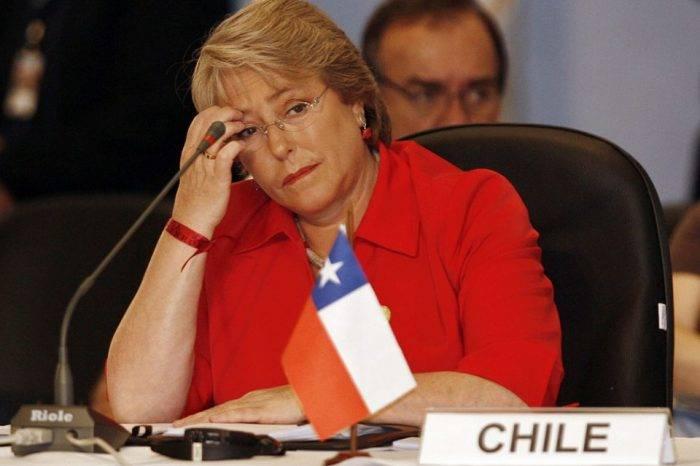 Piden a Bachelet retirar invitación a Maduro para entrega de la presidencia