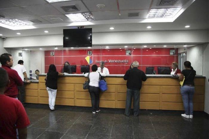 Suspensión de los servicios del Banco de Venezuela se debe a falla en servidores