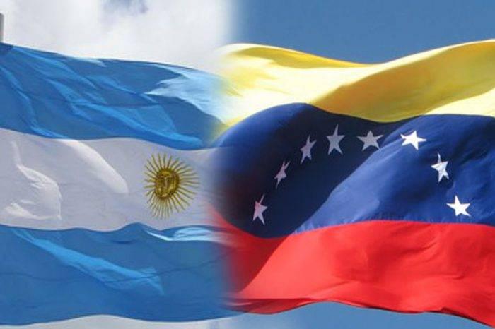 Argentina llama a consultas a su representante diplomático en Venezuela