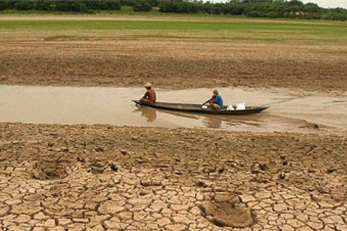 Cambio climático en Venezuela. Foto: Panorama.com.ve