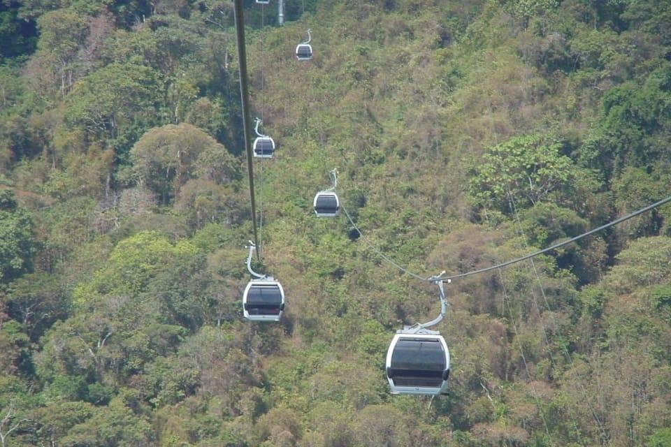 Caracas Teleférico Waraira Repano