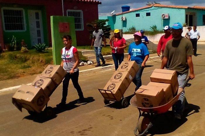 Ganar con el hambre en Venezuela