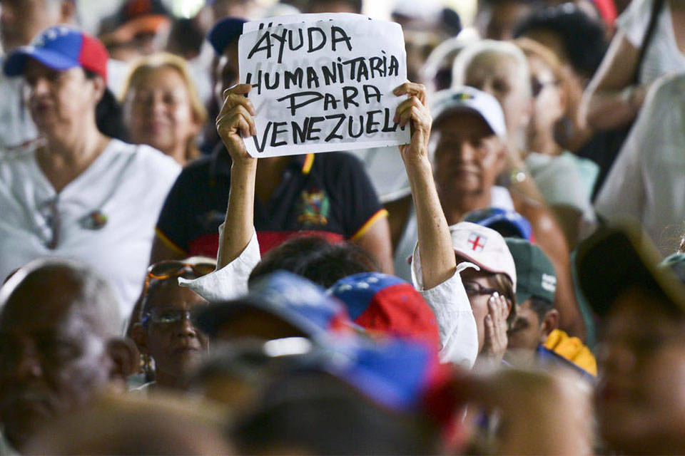 reconstruir a Venezuela