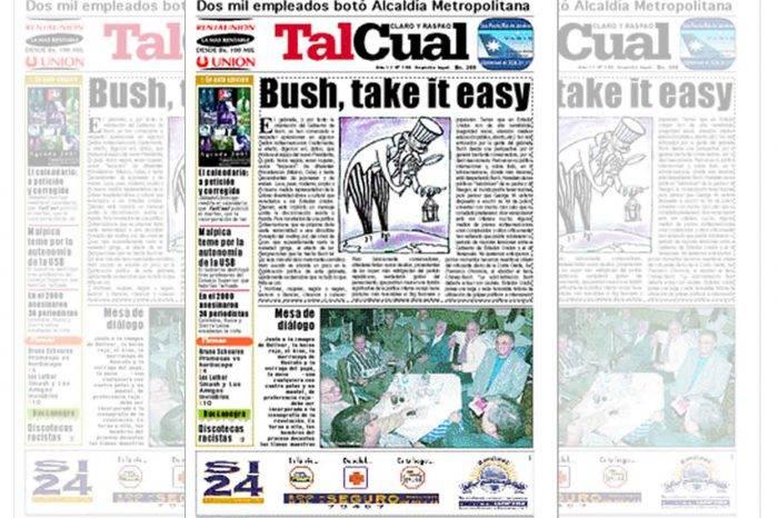 Bush, take it easy; por Teodoro Petkoff