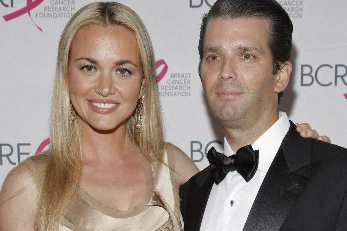 Hospitalizan a esposa de hijo de Donald Trump tras recibir sobre sospechoso