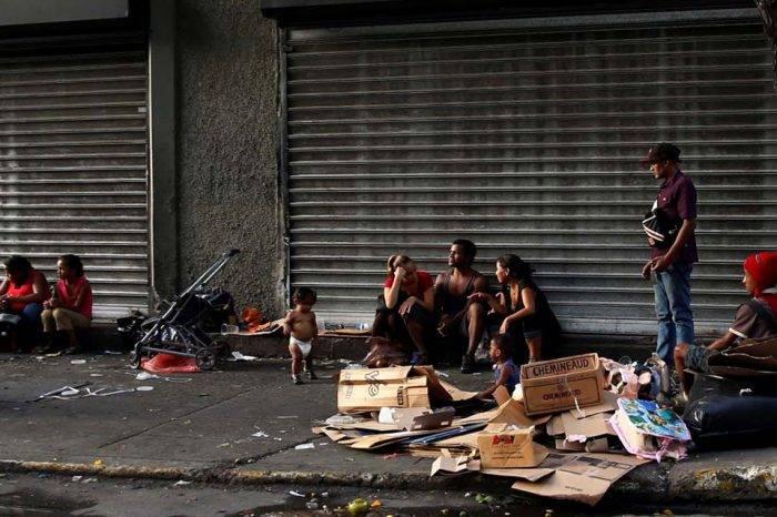 Deterioro de la situación humanitaria en Venezuela avanza a pasos acelerados