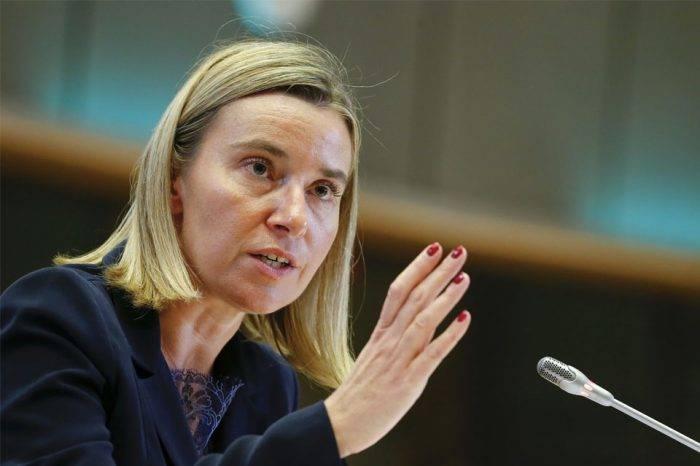 """Mogherini reclama elecciones """"libres, creíbles y transparentes"""" en Venezuela"""