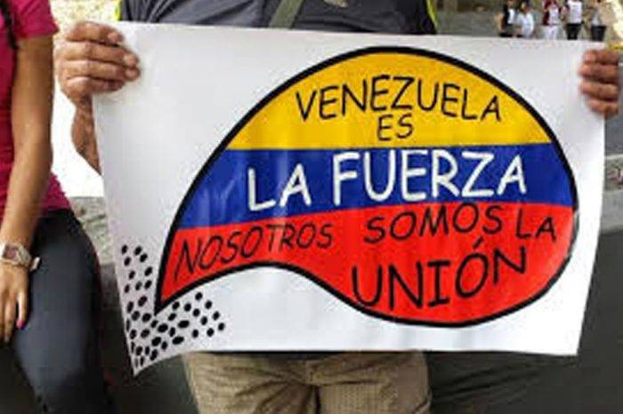Frente unitario, por Carlos Tablante