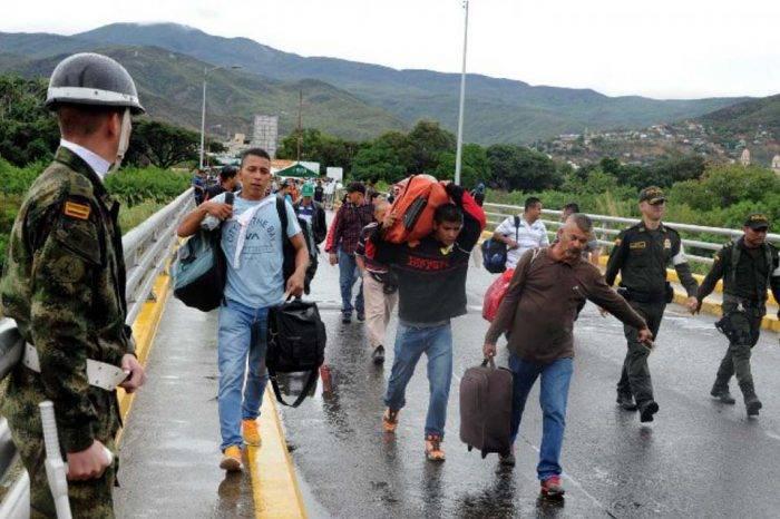 63.929 venezolanos entraron a Colombia en tan solo 8 días, según autoridades