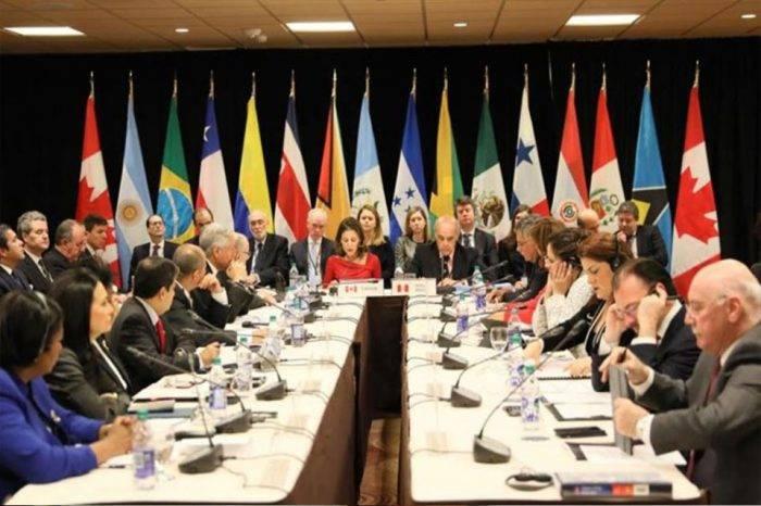 Grupo de Lima exhorta a Maduro a presentar otro cronograma electoral