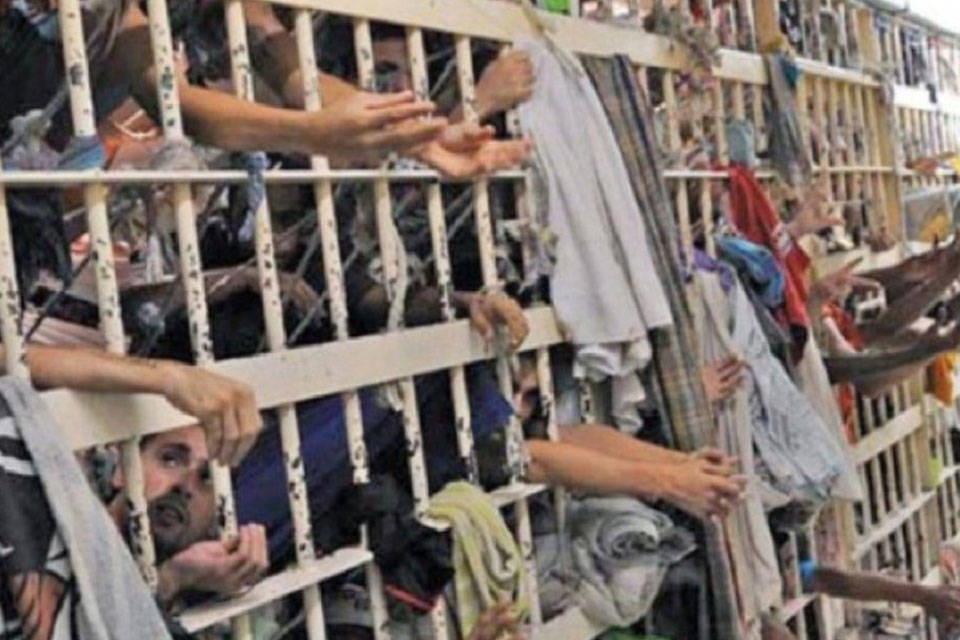Hacinamiento en cárceles