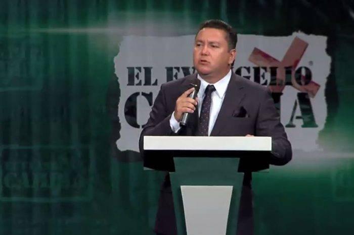 Pastor relacionado a los Panamá Pepers anuncia su candidatura a las presidenciales