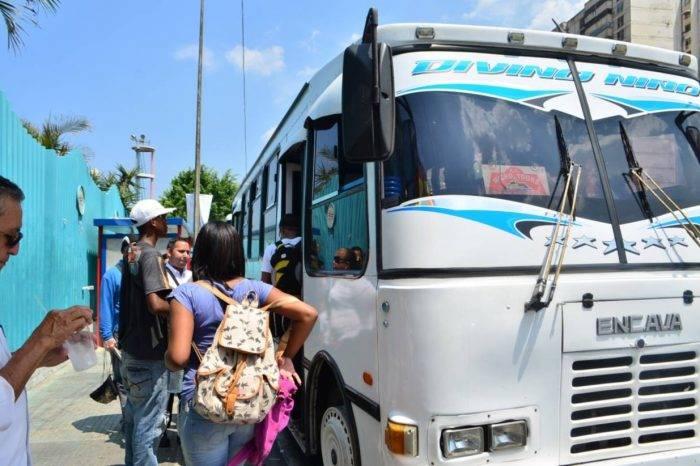 Transporte La Guaira