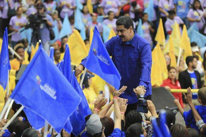 """Maduro dispuesto a """"medirse"""" solo en elecciones presidenciales"""