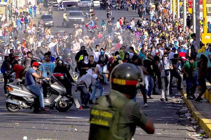 AI: autoridades venezolanas cometieron delitos en manifestaciones antigubernamentales