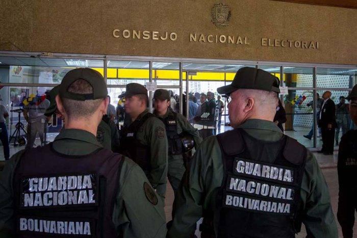 """FIM considera """"inconstitucional"""" la convocatoria a las elecciones presidenciales"""
