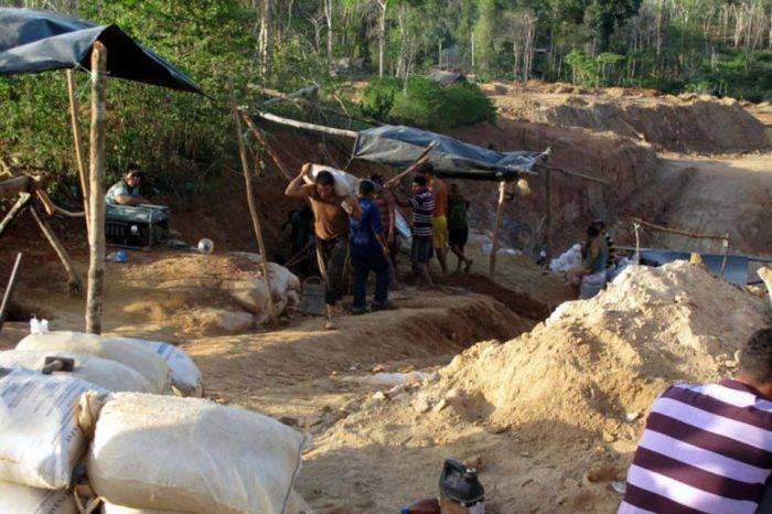 Operativo del Ejército en mina al sur de Bolívar dejó 18 muertos