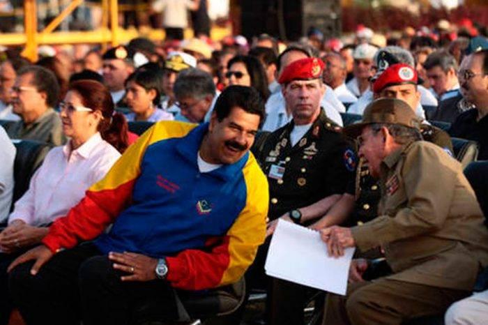 EEUU sanciona a Raúl Castro por su implicación con el régimen de Maduro