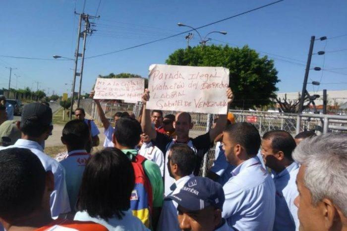 Trabajadores de Amortiguadores Gabriel denunciaron cierre arbitrario de la empresa