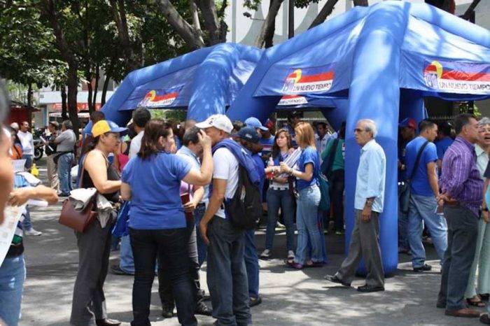 """UNT no participará en las presidenciales y propone """"reconstruir la Unidad"""""""