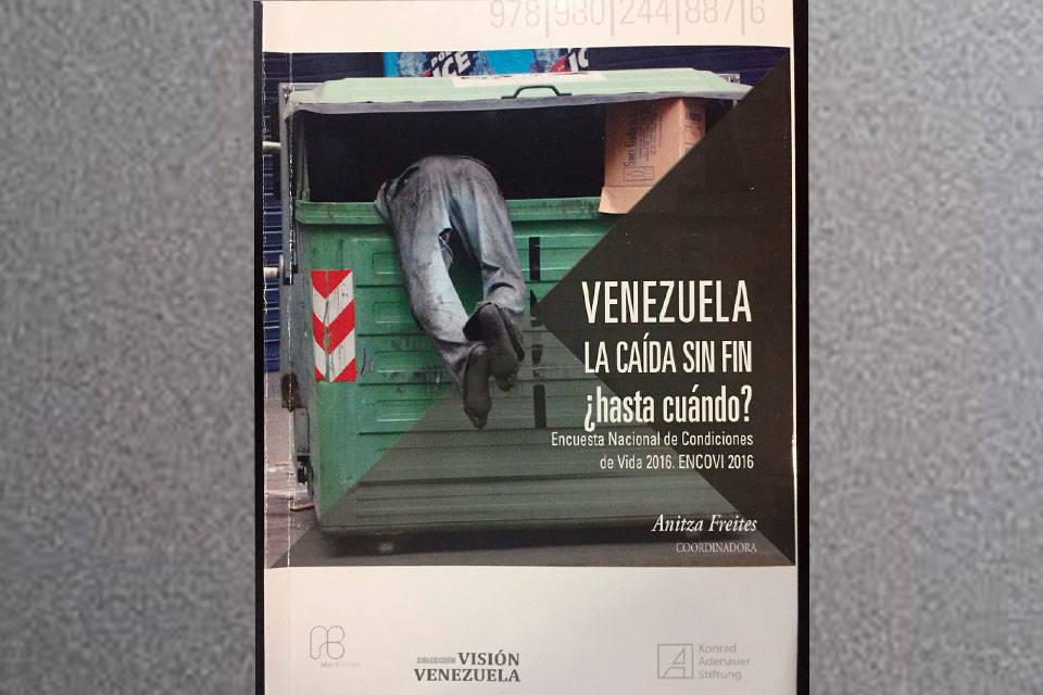 Venezuela la caída sin fin: libro de Encovi
