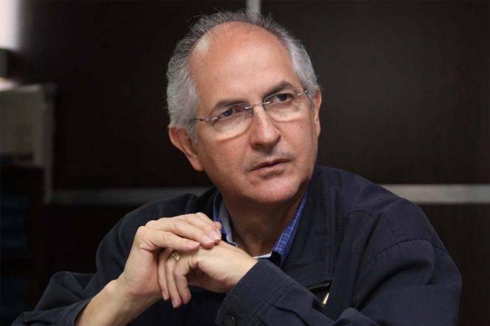 Ledezma respalda postura de Uribe sobre buscar alternativas para intervenir Venezuela