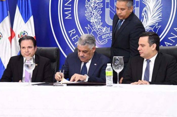 Este fue el acuerdo presentado por los cancilleres y que el gobierno no quiso aceptar