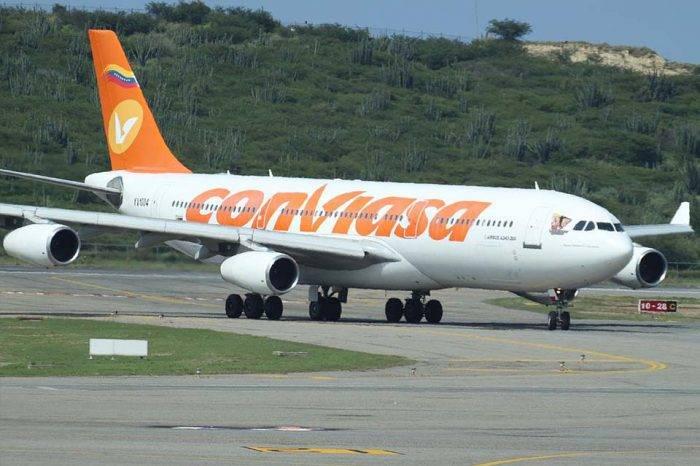 EEUU pide a distribuidores paralizar venta de combustible para aviones a Venezuela