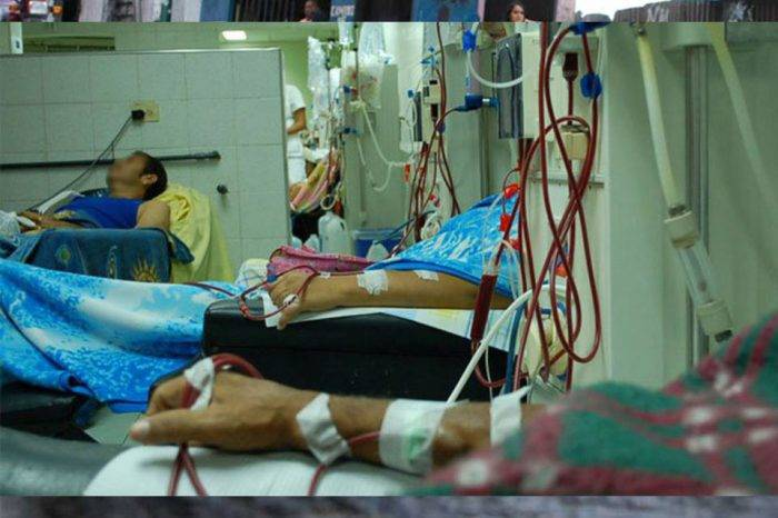 "En Maracaibo ""recortan"" diálisis a pacientes renales por máquinas dañadas"